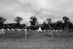 100-Lejren-Indgangsportal